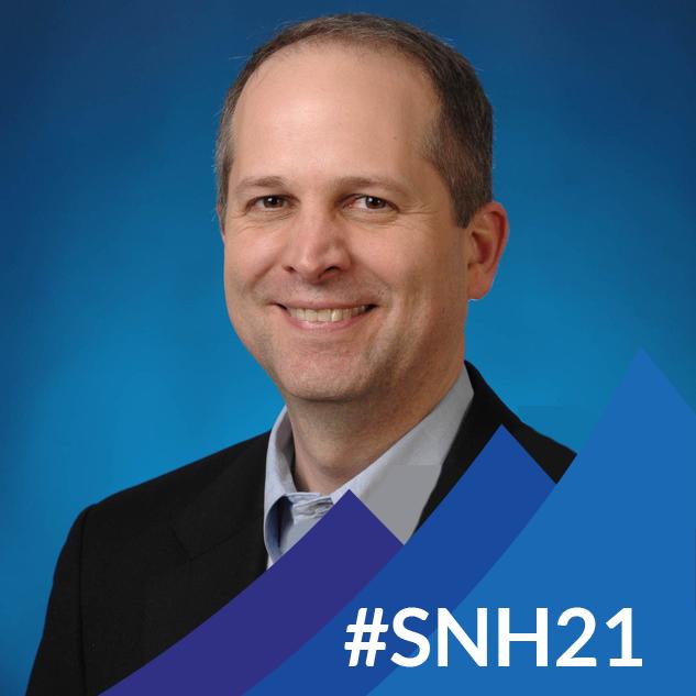 Joe's profile pic with an SNH logo overlaid.